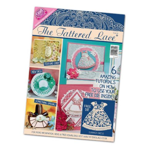 Tattered Lace Magazine - Issue 22
